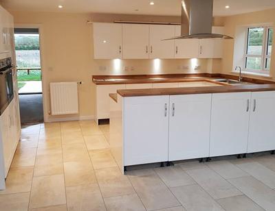 Kitchen Project – Southam, Warwickshire
